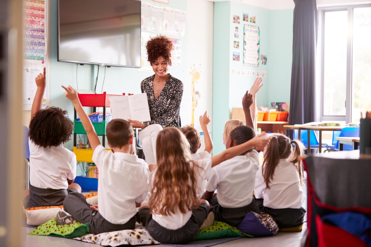 Como é o processo de aprendizagem das crianças
